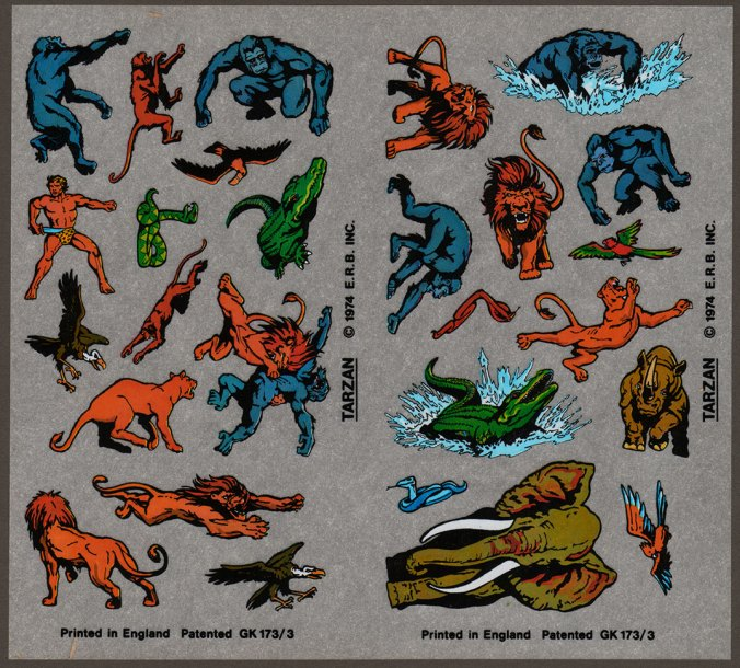 King_Beasts_GK173_3_Sheet_with_backing
