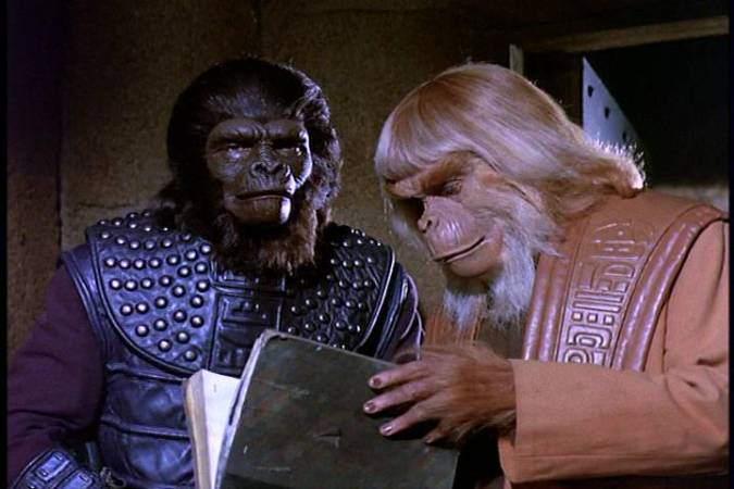 Planet of the Apes TV Series 2
